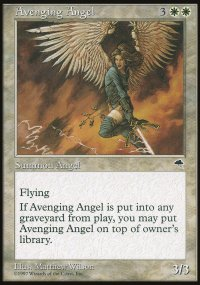 Avenging Angel - Tempest