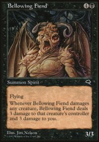 Bellowing Fiend - Tempest