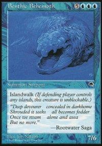 Benthic Behemoth - Tempest