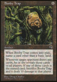 Booby Trap - Tempest