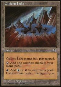 Caldera Lake - Tempest