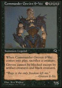 Commander Greven il-Vec - Tempest