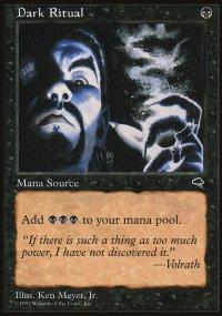 Dark Ritual - Tempest