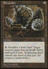 Excavator - Tempest