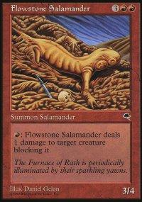 Flowstone Salamander - Tempest