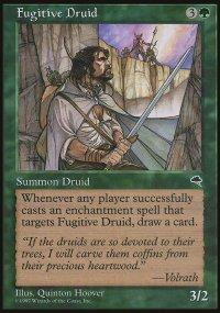 Fugitive Druid - Tempest