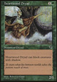 Heartwood Dryad - Tempest