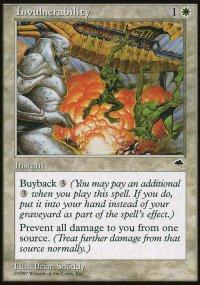 Invulnerability - Tempest