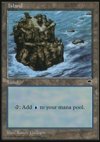 Island 1 - Tempest