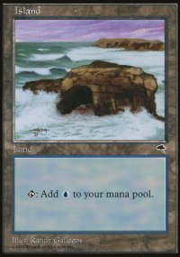 Island 2 - Tempest