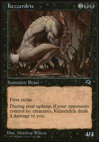 Kezzerdrix - Tempest