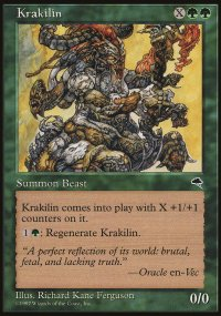Krakilin - Tempest