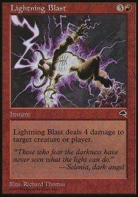 Lightning Blast - Tempest