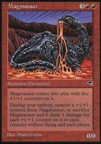 Magmasaur - Tempest