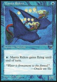Manta Riders - Tempest