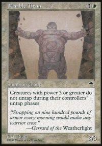 Marble Titan - Tempest