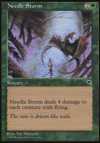 Needle Storm - Tempest