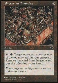 Phyrexian Grimoire - Tempest