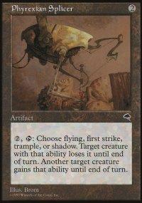 Phyrexian Splicer - Tempest