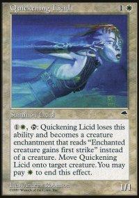 Quickening Licid - Tempest
