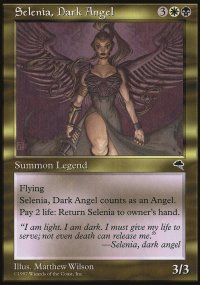 Selenia, Dark Angel - Tempest