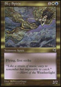 Sky Spirit - Tempest