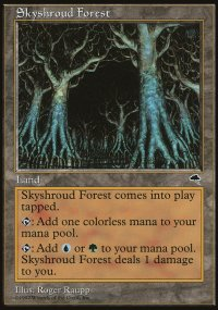 Skyshroud Forest - Tempest