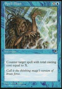 Spell Blast - Tempest