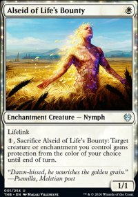 Alseid of Life's Bounty 1 - Theros Beyond Death