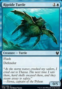 Riptide Turtle - Theros Beyond Death