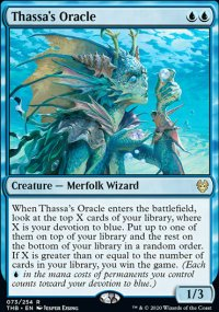 Thassa's Oracle - Theros Beyond Death
