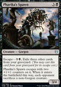 Pharika's Spawn - Theros Beyond Death