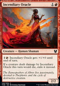 Incendiary Oracle -