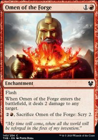 Omen of the Forge - Theros Beyond Death