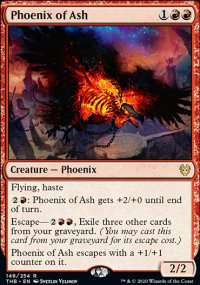 Phoenix of Ash 1 - Theros Beyond Death
