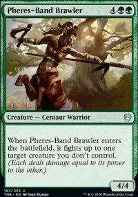 Pheres-Band Brawler - Theros Beyond Death