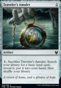 Traveler's Amulet - Theros Beyond Death