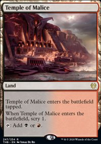 Temple of Malice 1 - Theros Beyond Death