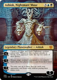 Ashiok, Nightmare Muse 2 - Theros Beyond Death