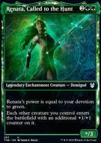 Renata, Called to the Hunt 2 - Theros Beyond Death
