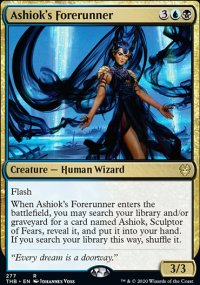Ashiok's Forerunner - Theros Beyond Death