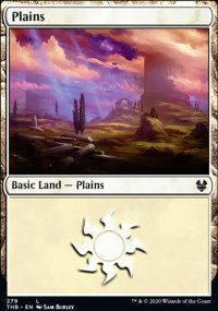 Plains 3 - Theros Beyond Death