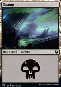 Swamp 3 - Theros Beyond Death
