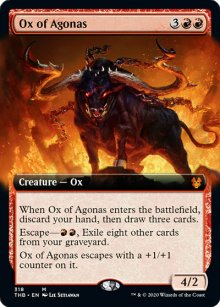 Ox of Agonas - Theros Beyond Death