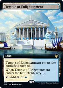 Temple of Enlightenment - Theros Beyond Death
