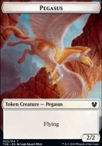 Pegasus - Theros Beyond Death