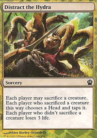 Distract the Hydra - Theros Challenge Deck : Face the Hydra