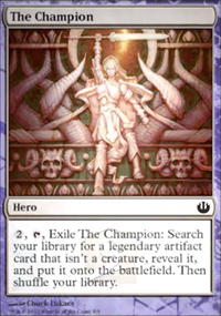 The Champion - Theros Heroes