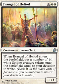 Evangel of Heliod - Theros