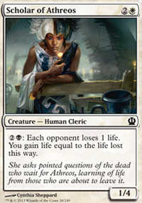 Scholar of Athreos - Theros